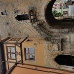 Old Town Walls at Rothenburg ob der Tauber