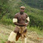 An obliging Zulu from Phezulu