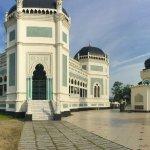 Nice architecture masjid