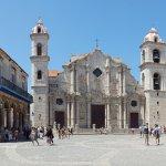 Havana is organised around plazas