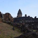 Roluos Temples Foto