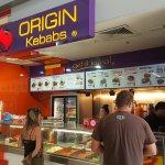 Bilde fra Origin Kebabs