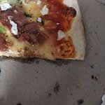 Unexpected ingredient on our Pizza: Human hair