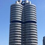 BMW Headquarter Tower