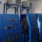 Panorama Bild Kompressorraum im SUBEX DC El Quseir