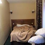 Area letto (stanza al primo piano)