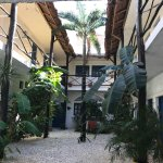 Foto de Hotel La Luna Gitana