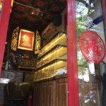 Hutong neighborhood chic cafe!!!