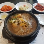 My fav eating place in Seoul! Been here countless times. They serve fantastic samgyetang, the be