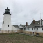 Photo of Pemaquid Point Lighthouse