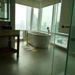 27th floor bathroom.
