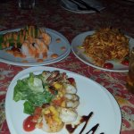 Blue Bali Restaurant Singapore - starters