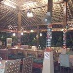 Blue Bali Restaurant Singapore - interior