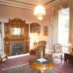 The original Arcoona Manor Longe room