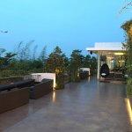 Rooftop Montezuma bar