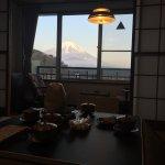Photo de Shoji lake hotel