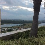 View to the Adyar River from the rooftop