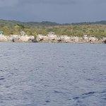 Negril shoreline