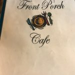 Foto di The Front Porch Cafe