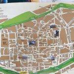 Plan de Lucca et du resto