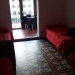 Barcelona, España, Hostel Lenin.