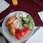 Мой стандартный завтрак