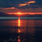 Photo of Lake Biwa