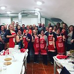Wonderful group of foodies from Canada!