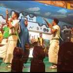 Traditional Ethiopian music and dance