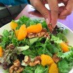Paradise salad?