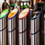 Bar  7 bières à la pression
