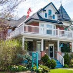 The Blue Spruce B&B, Stratford