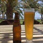 """Buenas cerveza """" CUSQUEÑA"""" y bien fria"""