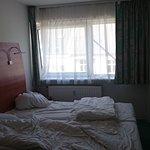 Ich empfand das Zimmer etwas klein, aber für eine Nacht ausreichend.
