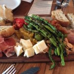 Chef's Board as an appetizer , yummy !!!