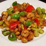 Kon Pao Shrimp