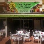 Irish cafe/bar The Lime Avenue