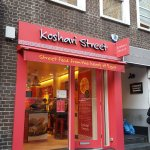 Koshari street shop