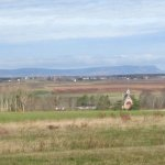 Grand Pre vista, a short walk from the Inn