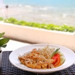Pad Thai by the sea
