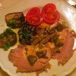 Secondi - delicious pork dish