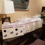 Welcome bags for wedding capture how Empress makes you feel every day
