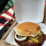Freddie's Original Double Steakburger