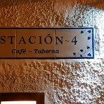 Foto van Estación 4