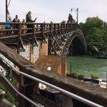 Ponte dell'Accademia Foto