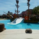 zona de piscinas fabulosa