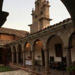 San Agustin Monasterio de la Recoleta Hotel Foto