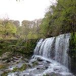 Waterfall No 3 - Sgwd Isaf Clwn-gwyn