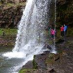 Waterfall No 4 - Sgwd yr Eira