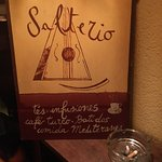 Salterio Foto